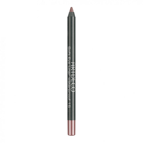 ARTDECO - Soft Eye Liner Waterproof - Dark Hazelnut - Velvet Scarlet