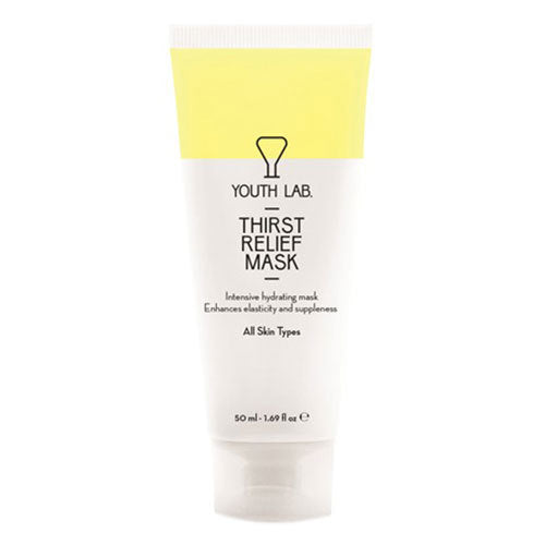 YOUTH LAB - Thirst Relief Mask - Velvet Scarlet