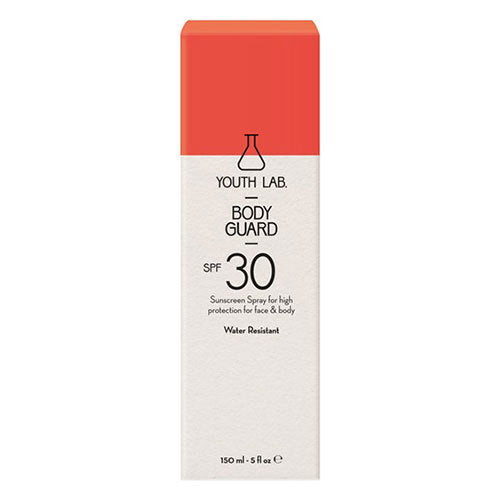 YOUTH LAB - Body Guard SPF 30 - Water Resistant - Velvet Scarlet