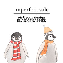 PICK YOUR DESIGN! Imperfect Sale | Snappies (Long and Short Sleeves)