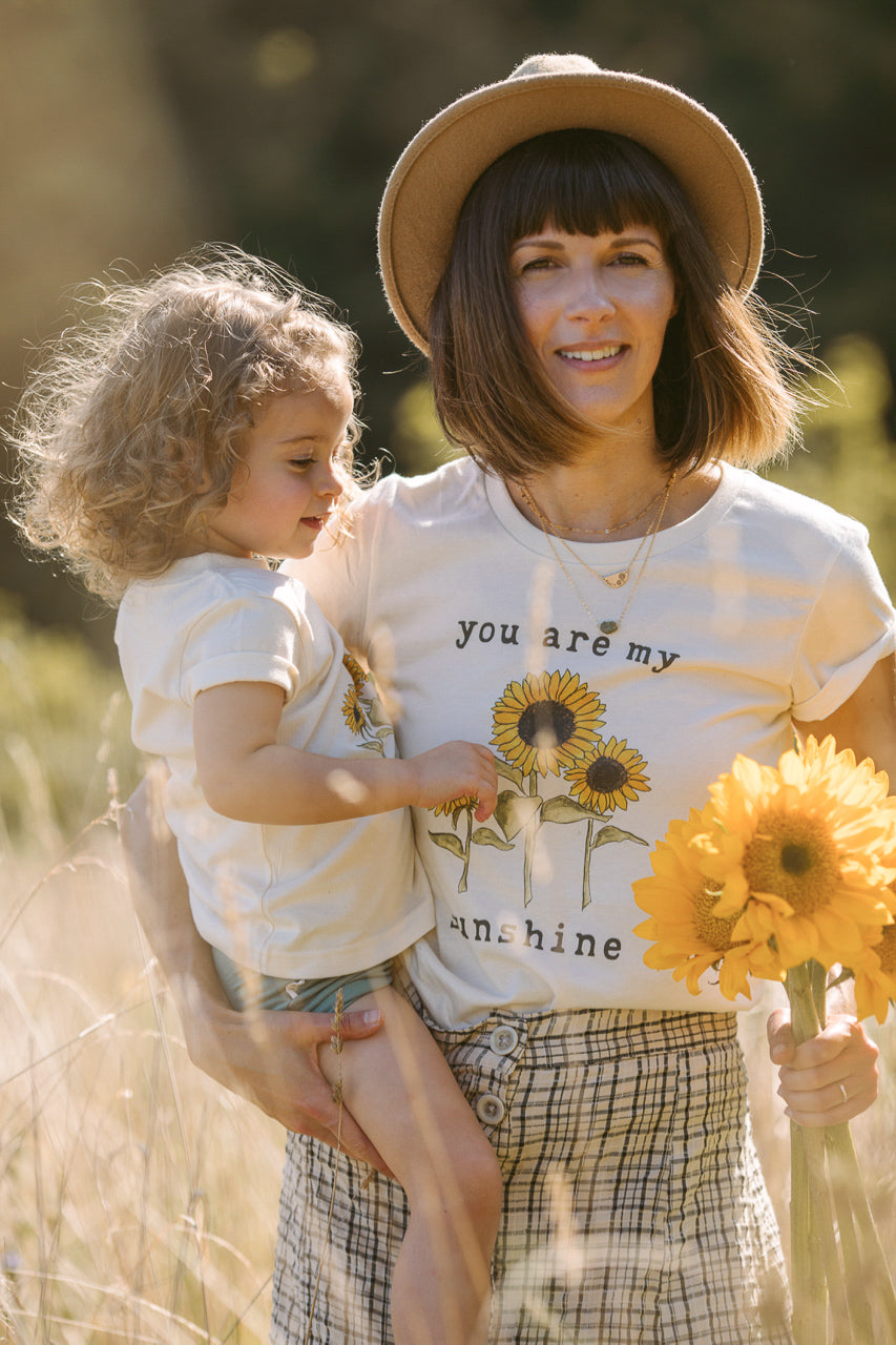 Organic Mama Tee (Select Your Style)