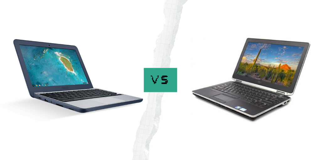Chromebook vs. Laptop: Which Is the Right Option for You?