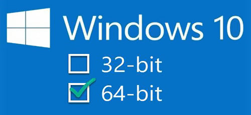 Differences Between 32-bit & 64-bit