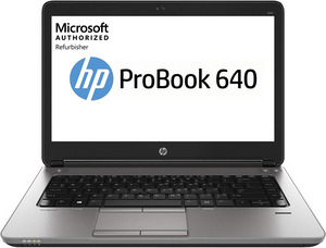 "HP ProBook 640 G1 14"" Laptop"