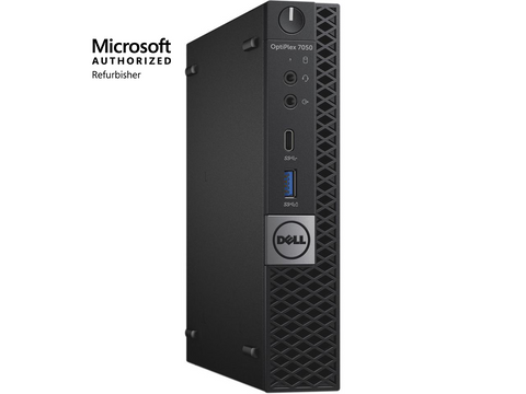 Dell OptiPlex 7050 Micro Form Factor Desktop