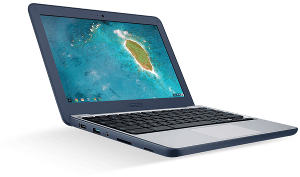 ASUS Chromebook C202 Refurbished Renewed