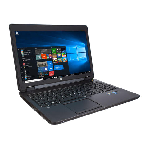 "HP ZBook 15, 15"" Computer Laptop"