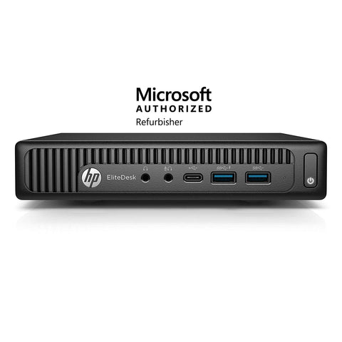HP 800 G2 Desktop Mini Computer Certified Refurbished