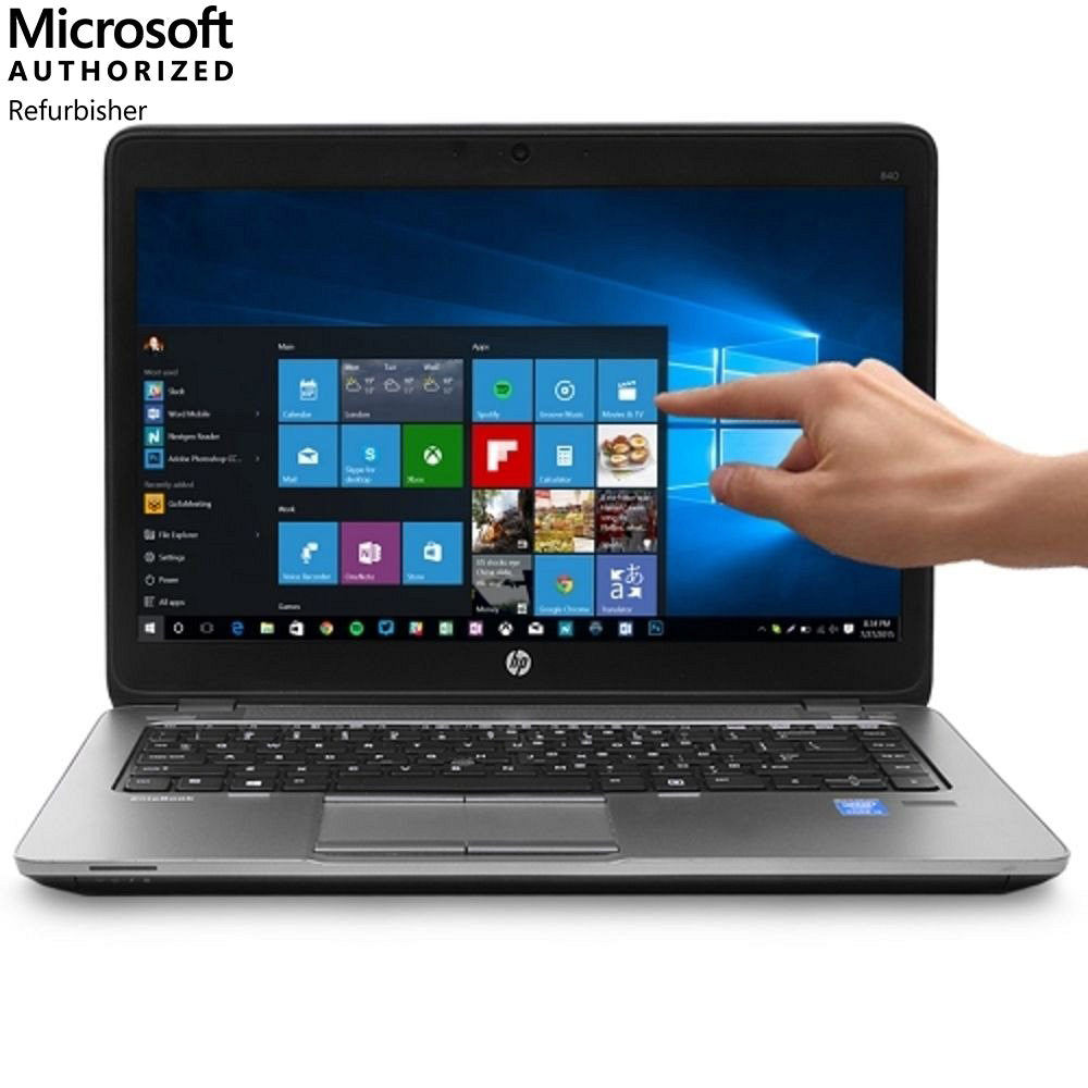"HP Elitebook 840 G1 14"" Touchscreen Laptop"