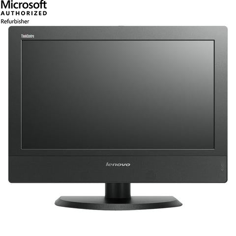 "Lenovo ThinkCentre M73z 20"" AIO,"
