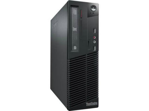 Lenovo ThinkCentre M71e SFF Desktop Computer Refurbished