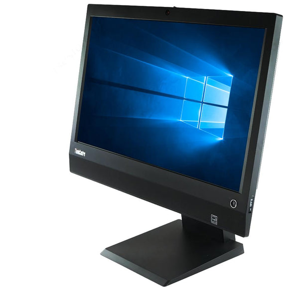 Lenovo all in one touchscreen desktop computer refurbished