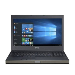 Dell Precision M4800 Laptop Notebook Computer Refurbished No Webcam