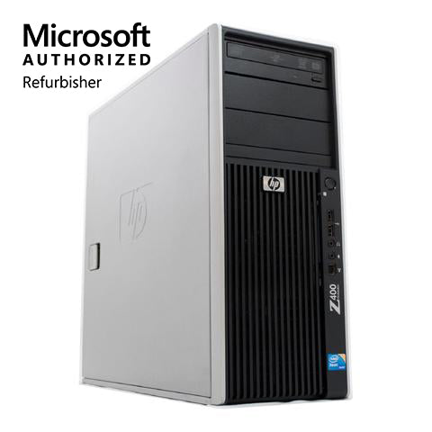 HP Z400 Workstation Tower