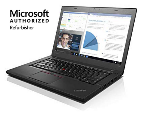 "Lenovo ThinkPad T460s 14"" Laptop Refurbished"