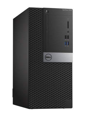 Dell Optiplex 7040 Tower Desktop Computer Refurbished