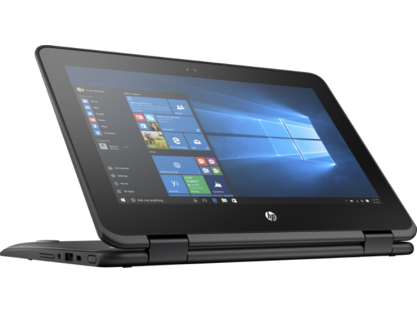 "HP ProBook x360 11 G1 EE 11.6"" Touch Notebook, N3350, 4GB, 64GB, Win10 Home. (Refurbished)"