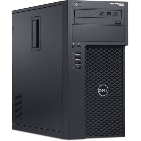 Dell Precision T1700 Mini-Tower,Intel 4th Gen Core i5,16GB RAM,1TB&500GB HDD,Win10