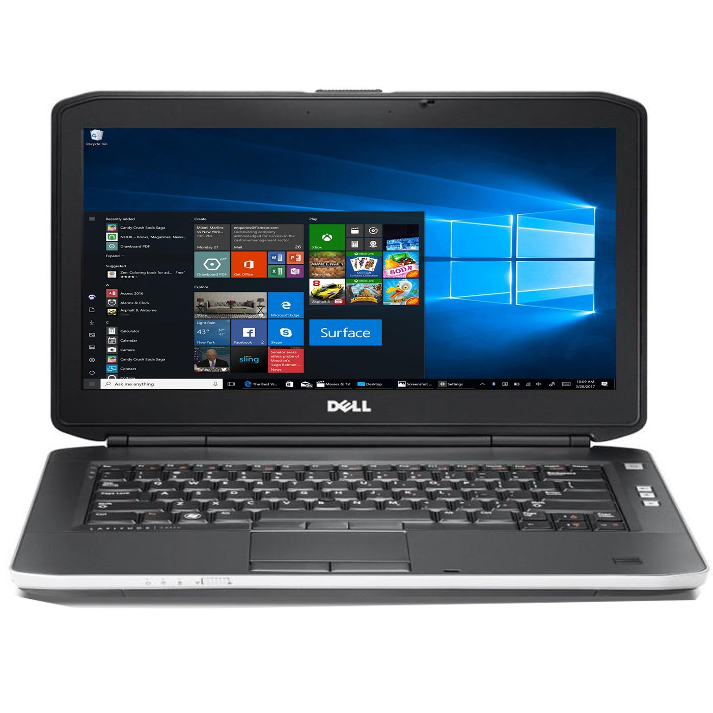 Dell E5430 Notebook Computer Refurbished Renewed