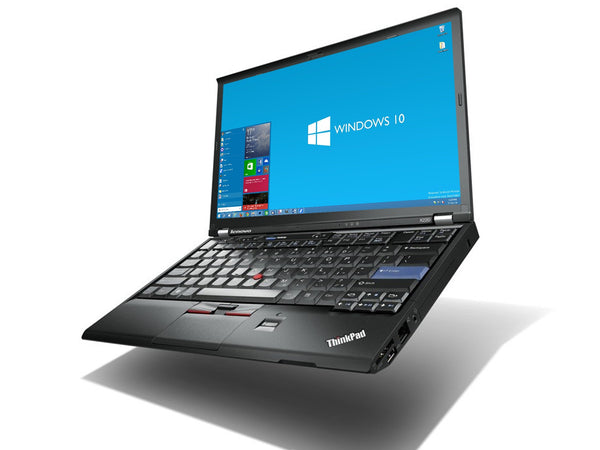 "Lenovo ThinkPad X220 Laptop 12.5"", Intel Core i5, 8GB RAM, 128GB SSD, Win 10 Home!"