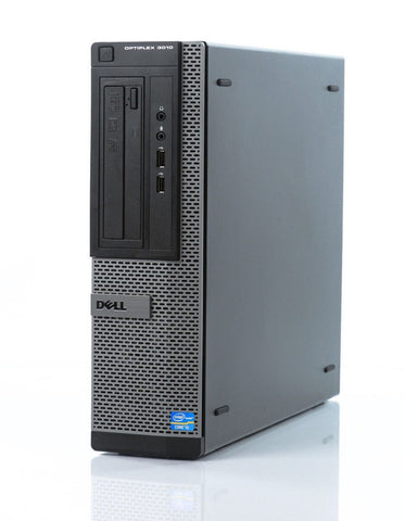Dell OptiPlex 3010 SFF, Intel Core i5, 8GB RAM, 250GB HDD, Pro