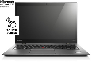 "Lenovo ThinkPad X1 Carbon (2nd Gen) 14"" Touchscreen Laptop"
