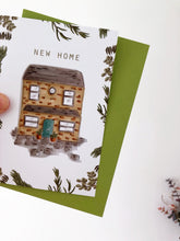 House New Home Card