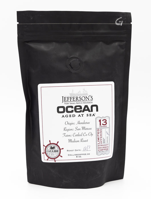 Jefferson's Ocean Barrel Aged Coffee - GROUND