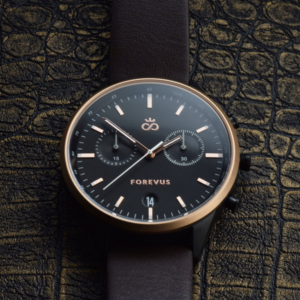 forevus eternity brown leather
