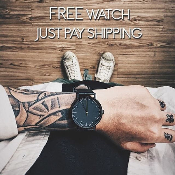 free watch spam example