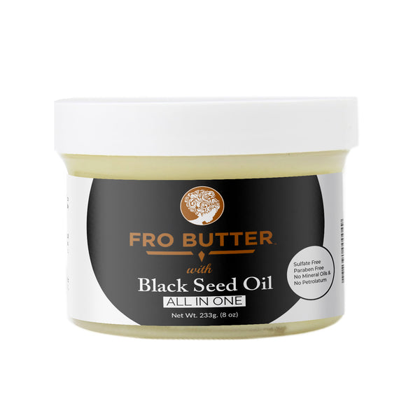 Fro Butter With Black Seed Oil