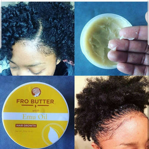 Fro Butter with Emu Oil