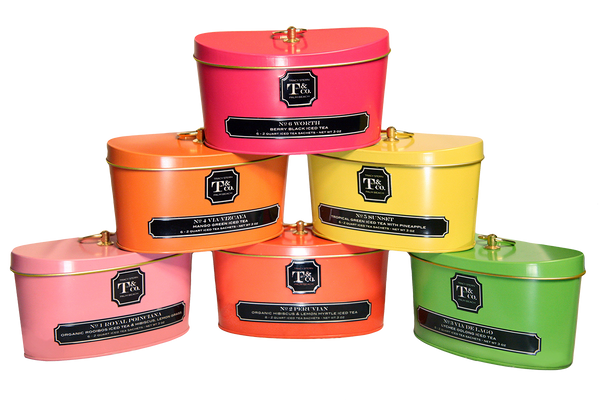 Palm Beach Tea Collection