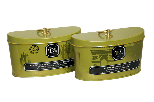 Paris Tea Collection