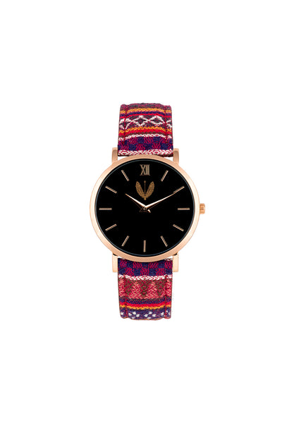 Rose Gold Black Samburu