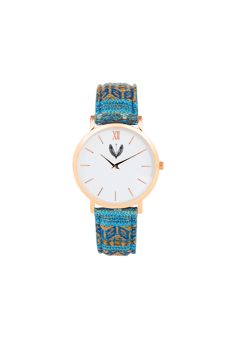 Rose Gold White Ndebele