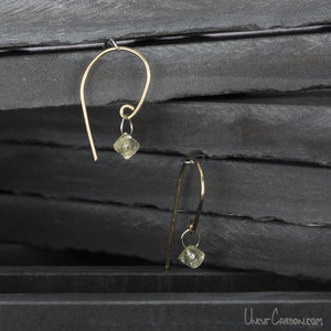Snowdrop Earrings- Cloud 138