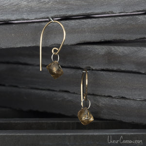Snowdrop Earrings- Cedar 340