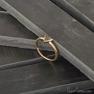 Grand Triangle Ring