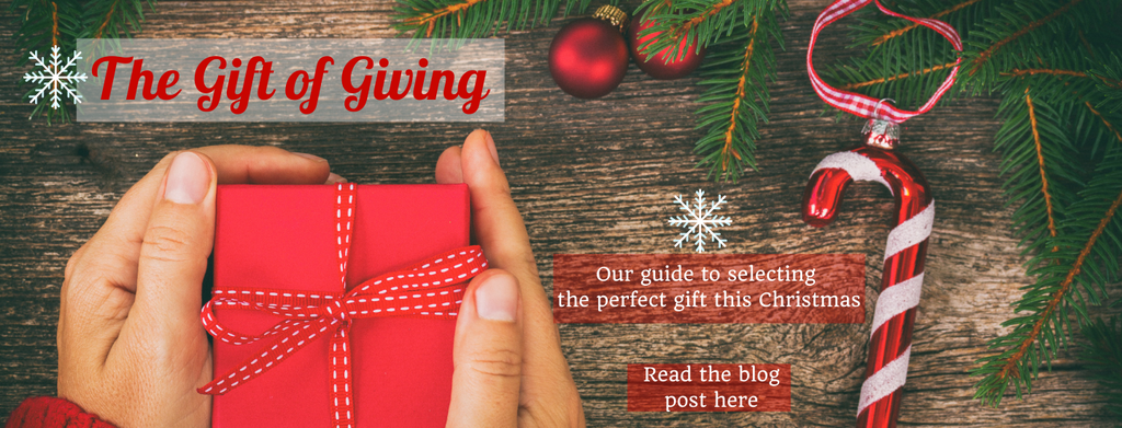 The Gift of Giving: Our Guide to Selecting the perfect Gift