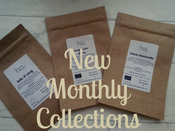 New Collections Monthly Tea Subscription