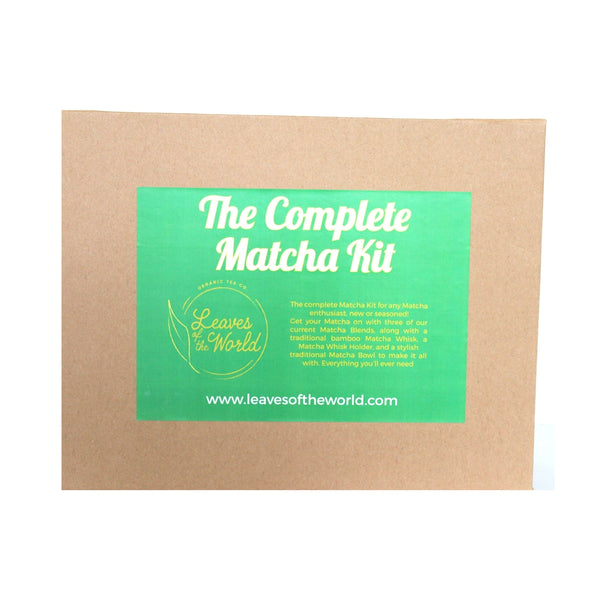 The Complete Matcha Kit