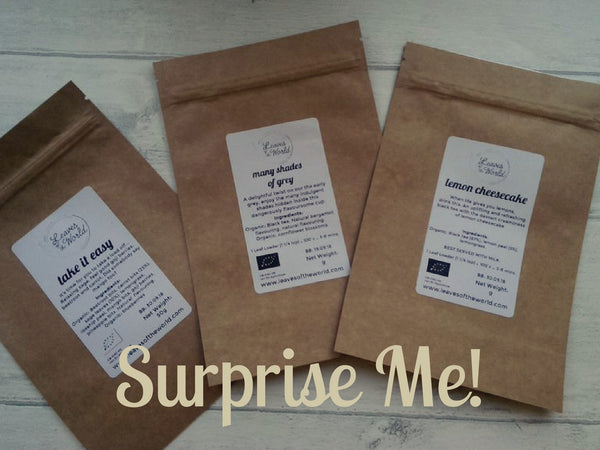 Surprise Me Monthly Tea Subscription