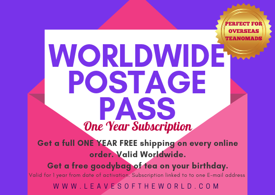 Worldwide Postage Pass