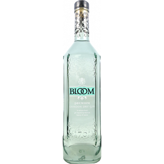 BLOOM Premium London Dry Gin - 70cl