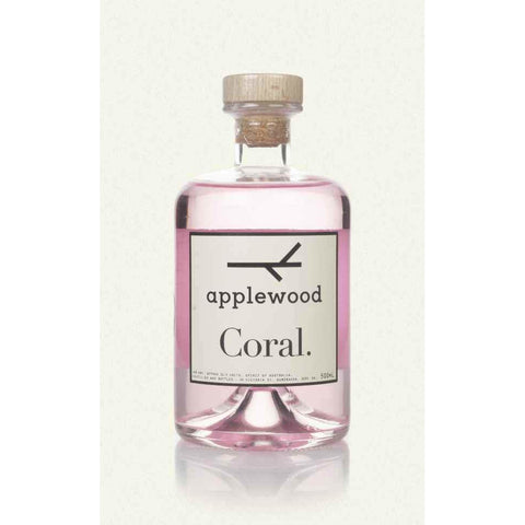 Applewood Coral Gin  - 50cl