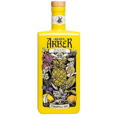 Agnes Arber Pineapple Gin - 70cl