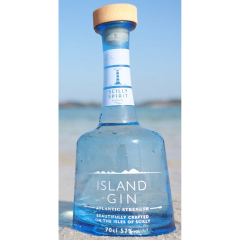 Atlantic Strength Scilly Island Gin - 70cl