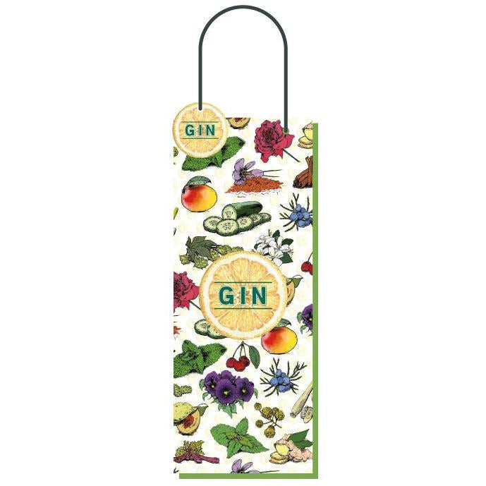 Single Bottle GIN Gift Bag