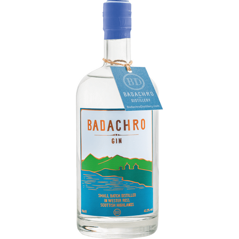 Badachro Scottish Gin G&T Bundle